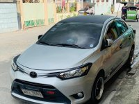 Brightsilver Toyota Vios 2015 for sale in Tarlac