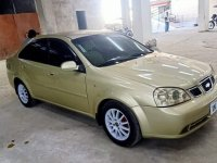 Beige Chevrolet Optra 2006 for sale in Pandi