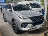 Silver Toyota Fortuner 2017 for sale in Parañaque