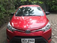 Red Toyota Vios 2008 for sale in Pasay
