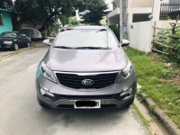 Silver Kia Sportage 2015 for sale in Parañaque