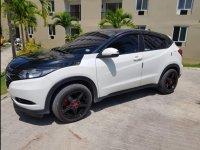 White Honda HR-V 2016 for sale in Lapu-Lapu
