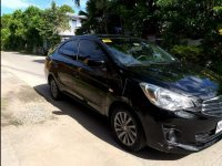Selling Black Mitsubishi Mirage G4 2019 in Lubao
