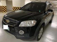 Selling Black Chevrolet Captiva 2011 in Taguig