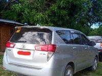 Selling Silver Toyota Innova 2016 in Manila
