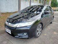 Black Honda City 2014 for sale in Parañaque