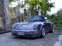 Porsche 911 WTL Cabriolet Auto 1992