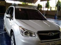 Selling Pearlwhite Subaru Forester 2014 in Parañaque