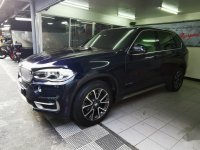 Blue BMW X5 2015 for sale in Quezon