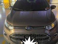 Grey Ford Ecosport 2015 for sale in General Mariano Alvarez