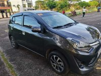 Black Toyota Wigo 2019 for sale in Quezon