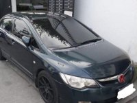 Green Honda Civic 2007 for sale in Antipolo