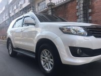 Toyota Fortuner G Diesel Matic 4x2 50tkm Orig Paint Auto 2012
