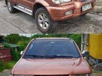 Orange Isuzu Crosswind 2004 for sale in Silang