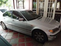 Brightsilver BMW 318I 2009 for sale in Paranaque
