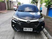 Sell Black 2016 Toyota Avanza SUV / MPV at 80000 in Manila