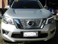 Brightsilver Nissan Terra 2019 for sale in Manila