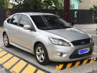 Selling Brightsilver Ford Focus 2009 in Parañaque