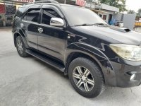 Selling Black Toyota Fortuner 2009 in Tarlac