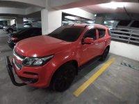 Red Chevrolet Trailblazer 2017 for sale in Manila