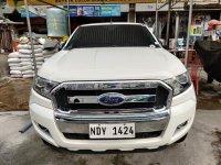 White Ford Ranger 2016 for sale in Munoz