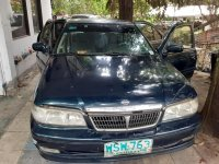 Blue Nissan Exalta 1995 for sale in Manila