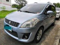 Selling Silver Suzuki Ertiga 2015 in Manila