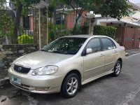 Toyota Corolla Altis 1.6 G Auto 2001