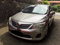 Toyota Corolla Altis 1.6 E Manual 2011