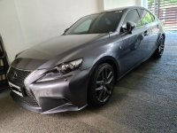 Lexus IS350 F-Sport Auto 2014
