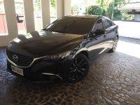 Black Mazda 6 2013 for sale in Muntinlupa