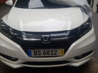 White Honda HR-V 2016 for sale in Parañaque