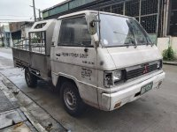Selling White Mitsubishi L300 1995 in Malabon