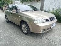 Selling Beige Chevrolet Optra 2007 in Quezon