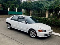 White Honda Civic 1996 for sale in Las Pinas