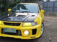 Selling Yellow Mitsubishi Lancer Evolution 1998 in Pasig