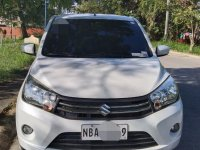 Pearlwhite Suzuki Celerio 2017 for sale in Manila