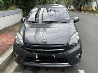 Selling Grey Toyota Wigo 2015 in Quezon