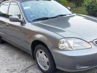 Selling Brightsilver Honda Civic 1999 in Makati