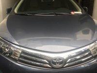 Silver Toyota Corolla Altis 2016 for sale in Imus