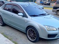 Selling Brightsilver Ford Focus 2007 in Muntinlupa