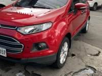Selling Red Ford Ecosport 2017 in Quezon