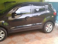 Black Ford Ecosport 2016 for sale in Quezon