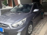 Silver Hyundai Accent 2017 for sale in Taguig