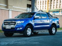 Ford Ranger XLT Manual 2017