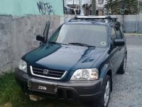 BlueHonda CR-V 1998 for sale in Pasay