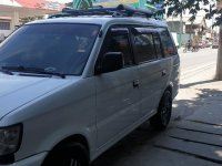 White Mitsubishi Adventure 2002 for sale in Manila