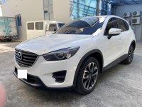 White Mazda CX-5 2016 for sale in Makati