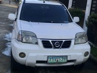 White Nissan X-Trail 2005 for sale in San Mateo