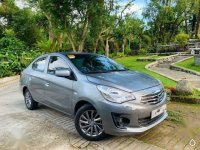 Silver Mitsubishi Mirage G4 2019 for sale in Manila